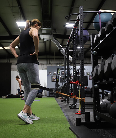 APE Fitness and Performance Personalized Attention